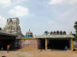 Saara Parameshwarar, Thirucherai